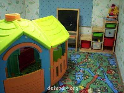 Частный детский сад-ясли РАДУГА Марьино, ЮВАО  - 100_6036.JPG