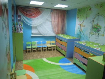 Частный детский сад Маленькая страна  - Младшая группа 1.jpg
