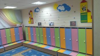 Частный детский сад Маленькая страна  - Раздевалка.jpg